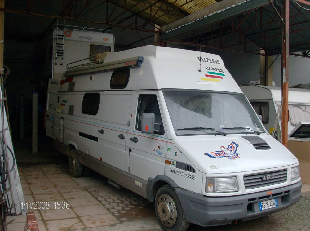 Camper Valtesse Camper Bergamo Camper E Caravan Nuovi E